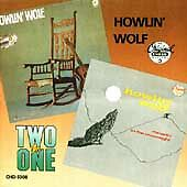 Moanin' in the Moonlight/Howlin' Wolf by Howlin' Wolf (CD, Jan-1987, Chess (USA…