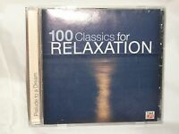 AJ Time Life 100 Classics for Relaxation Prelude to a Dream Music CD