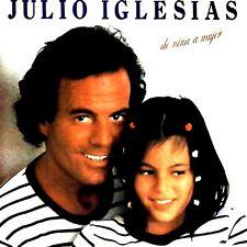 LP - Julio Iglesias - De Niña A Mujer - NUEVO - NEW, STOCK STORE - LISTEN
