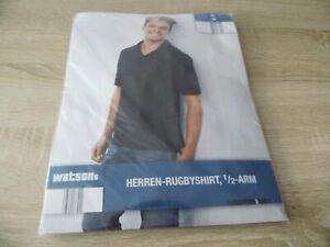Herren Rugbyshirt....Watsons...Gr.XL 56 ....Neu & ovp!!!..