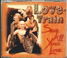 Love Train-save all your love 3 TRK CD Maxi
