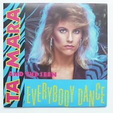 TAMARA AND THE SEEN Everybody dance 390 053 7 POL102 Discothèque RTL