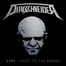 Dirkschneider : Live - Back to the Roots CD (2016) ***NEW***