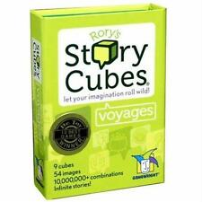 Gamewright Rory's Story Cubes Voyages Let Your Inagination Roll Wild