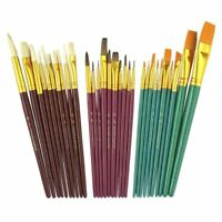 30 Piece Royal & Langnickel Paintbrush Paint Brushes Artist Art Pack Assorted