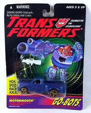 Motormouth Vintage Transformers Generation 2 G2 Go-Bots MOC Figure Car 1994 New