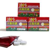 36 Pcs Tablets Carbon Dioxide For Plants Aquarium Diffuser CO2 T Plant Fish F4O8