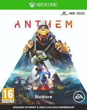 Anthem Microsoft Xbox One Game 16 Years
