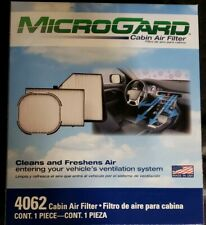 Microgard 4062 Cabin Air Filter Replacement for ACDelco CF1196