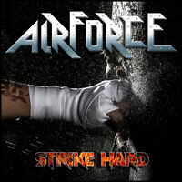 AIRFORCE - Strike Hard [Heavy Metal - UK, 2020]
