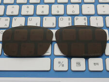 Replacement Bronze Brown Polarized Lenses for Fuel Cell Sunglasses OO9096