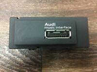 AUDI A3 S3 RS3 8V 13-16 MUSIC INTERFACE SOCKET 8V0035736 GENUINE