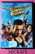 Street Fighter (DVD, 2019)
