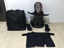 "Japanese Kendo Uniform Do Bogu Set ""正春""Kyoto Martial Arts Armor M Size F/S"