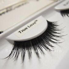 Fabulous Fake Faux False Eyelashes - True Love, Elegant and Spikey Lashes