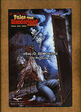 2008 Tales From Wonderland Mad Hatter #1 NM- Rich Bonk Variant A Grimm Fairy