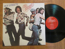Chicago Hot Streets 1978 Gatefold LP