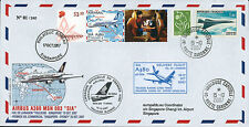 """FFC FRANCE-SINGAPOUR """"A380 Singapore Airlines, Vol Toulouse-Singapour"""" (T3) 2007"""