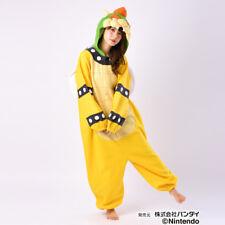 Japan 5310 Super Mario Koopa Fleece Kigurumi Cosplay Costume Nintendo cute ❤