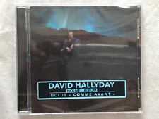 DAVID HALLYDAY le temps d une vie CD NEUF