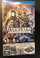 Valkyria Chronicles 4 [ Memories From Battle Premium Edition ] (PS4) NEW
