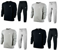 Nike Mens Tracksuit Bottoms Joggers Club 19 Sweatpants Fleece Trousers Sale