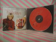 Martha Stewart Living: Home for the Holidays CD CHRISTMAS