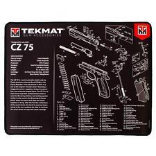 UNTRA 20 PREMIUM CZ-75 CLEANING TekMat 15-Inch X 20-Inch Handgun