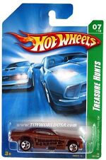 Hot Wheels Treasure Hunt Cars