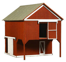 LaserKit HO Scale Loft Barn  Kit #794   Bob The Train Guy