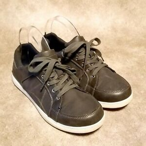 Sonoma Boys Ollie 165211 Sz 6 M Gray Lace Up Casual Sneakers