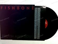 Fishbone-Truth and Soul Europe LP 1988 + innerbag // 1