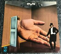 RARE LP Kayak Self Titled Vinyl Album UK 1st Press EMI SHSP 4036 VG+/EX