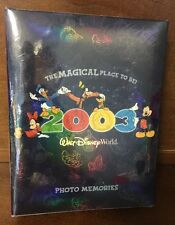 Walt Disney World 2003 Photo Album NEW