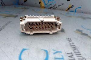 T&B MS 216 B 16 PIN CONNECTOR