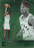 NBA Panini Trading Chronicles 2019/2020 Rookie Card No 233 Terrence Davis Green
