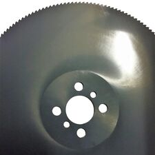 300 X 25 X 40 New Industrial Cold Saw Blade Hss M2 Dmo5 Steel Cutting