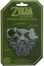 "Llavero ZELDA > HYRULE MULTI herramienta< Metall/metal keychain - NEU NEW metall/metal="""" keychain="""" -="""" neu=""""></ Metall/metal keychain - NEU NEW>"