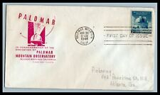 US FDC  # 966  3c Palomar  Farnham addressed, 9a604