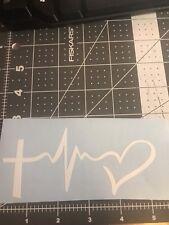 Faith Hope Love car vinyl decal Sticker