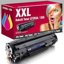 1 Toner für HP LaserJet Pro MFP M125nw M125rnw M126a M127fw M128fp CF283A 83A
