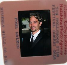 Paul Walker 2001 5TH ANNUAL HOLLYWOOD FESTIVAL AWARDS GALA  SLIDE 2