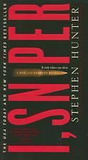 NEW I, Sniper (Bob Lee Swagger Novels) by Stephen Hunter