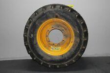 Komplett Rad mit Reifen NEU 405/70-24 (16/70-24) 14PR Solideal Radlader Traktor