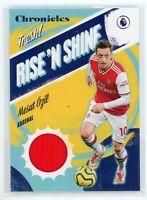 2019-20 Mesut Ozil Jersey Panini Chronicles Rise'N Shine Fresh! Premier League