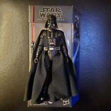 "Star Wars Black Series Empire Strikes Back DARTH VADER Loose Figure 6"" IN HAND"