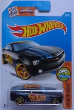 2016 Hot Wheels HW DIGITAL CIRCUIT 3/10 Chevy Camaro 23/250 (Black)Int. Card)