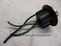 Mitsubishi Delica L300 2.5 4D56 86-94 rear light bulb holder 3 wire