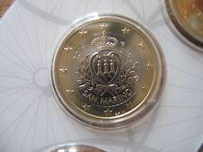 San Marino Euro Coins In Coins Ebay