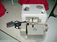 INDUSTRIAL SEWING MACHINE SERVO MOTOR, 350 RPM TO 3450 RPM SLOW TO HIGH SPEED